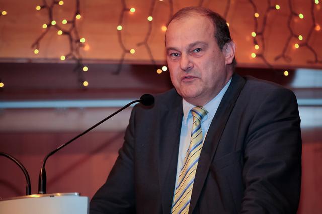 Gastredner Kriminalpsychologe Dr. Thomas Müller
